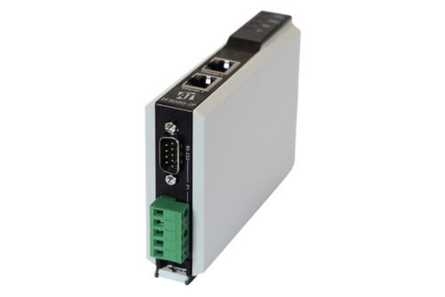 IF-3000-IP Connectivité Serial-à-Ethernet.